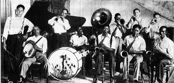 Jelly Roll Morton's Red Hot Peppers Orchestra